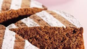 schokoladenkuchen mit mandeln