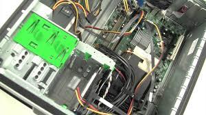 installation matérielle ssd pour pc de bureau