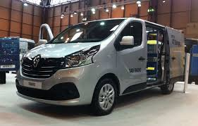 Renault Trafic Makes Its Debut At CV Show