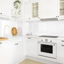 küchenrückwand polarweiß küchen ideen spritzschutz