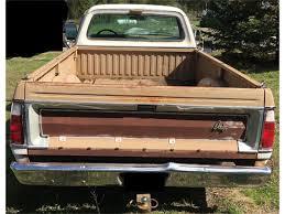 1973 Dodge D100 For Sale | ClassicCars.com | CC-992424
