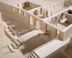 100 Scarpa Architects A 3D Exhibition Model Fabricated By George Ranalli