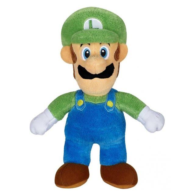 Nintendo World of Luigi Plush Toy