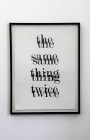 Typography Type PostersType DesignContemporary