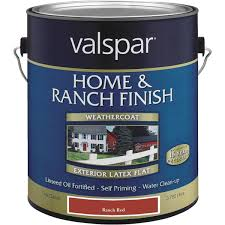 Shed Anchor Kit Bunnings by Valspar Exterior Latex Self Priming Flat Home And Ranch Finish