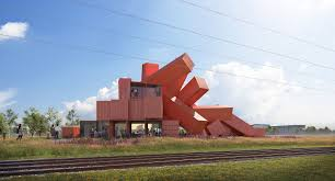 100 What Are Shipping Containers Made Of Mach 1 Arts Event Venue From A Tangle Of