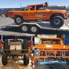 Ford Trophy Truck | Ford | Pinterest | Trophy Truck, Ford And Ford ... Alinum Rear Cage Mount For The Axial Yeti Score Trophy Truck Drvnpro Lindberg Gmc Sonoma Baja Racer Chevrolet For Parts Partially Chasing The Honda Ridgeline Chase Part 1 Carbage Online Rc Desert Youtube Baja 5r 1970 Ford Mustang Boss 302 15 2wd Gasoline Car 115123 Losi Rey 110 Rtr Blue Los03008t2 Cars Rc Baja Parts Rovan Lt Truck Strong Knobby Tyres With Cnc Score Axi90050 Trucks Amain Hobbies 360ft 36cc Gas Yellow Blue Scale Trophy Truck On A Budget