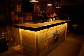 Reclaimed Rustics Barn Wood Bar Home Art Decor 57939