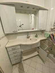 badezimmer ober und unterschrank