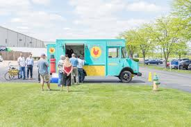 100 Food Trucks In Cincinnati Truck Exclusive QA With Casey Thiemann From Chicken Mac Truck