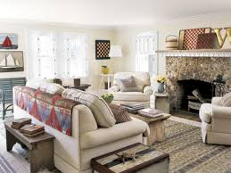 Primitive Living Room Furniture by Farmhouse Living Room Decorating Ideas Small Country Living Room