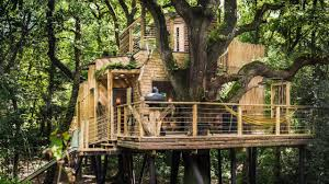 100 Tree Houses With Hot Tubs The Woodsmans House With Guy Mallinsons Glamping In Dorset