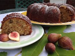 Figging Out Fresh Fig Cake Hungry For Louisiana