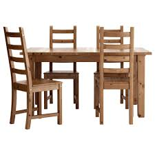 IKEA KAUSTBY STORNAS Table And 4 Chairs