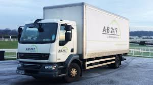 100 Truck Courier Same Day 1 AB 247 Same Day Logistics In