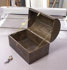 make a pirate u0027s treasure chest binky u0027s wooodworking com