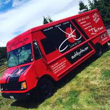 100 Sushi Truck Come Check Out The Brand New By Chin Food Truck Located At