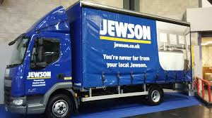 Country Curtains Manhasset New York by Jewson Pembroke U0027s New Curtain Sided Lorry Ready For Delivery