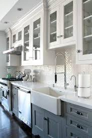 closeout tile backsplash gray glass subway tile tiles kitchen