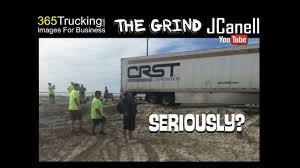 Trucking: CRST Blames His GPS For Him Ending Up On The New Jersey ...