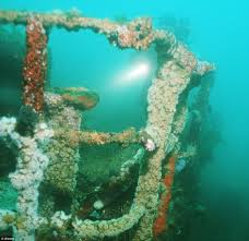 Where Did The Uss Maine Sank Map by World S Most Beautiful Shipwreck Haunting Hull Of Sweepstakes