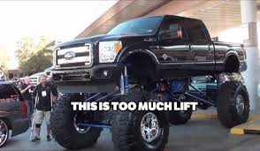 100 Where Can I Get My Truck Lifted 5 Stupid Pickup Modifications