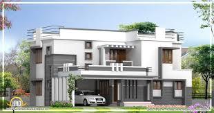 100 Home Design Contemporary Contemporary Story Kerala Home Design Sq Ft Kerala Style