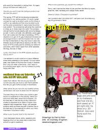 Last Day For 1 Any by Fad Magazine Issue 2 By Horace Mann Fad Magazine Issuu