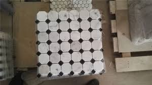 White Marble Chips For Mosaic