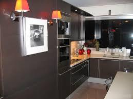 cuisine gris et noir attractive chambre en gris et blanc 12 cuisine 233l233gante photo