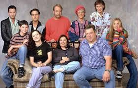 Full Cast Of Halloween 6 by List Of Roseanne Characters Wikipedia