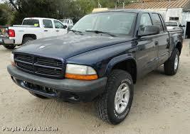 2002 Dodge Dakota Quad Cab Pickup Truck | Item J5054 | SOLD!...