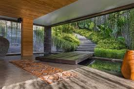100 Designs Of A House Word Mouth Verdant Villa In The Balinese Jungle