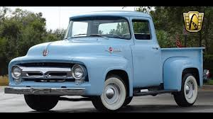 1956 Ford F100 Gateway Classic Cars Orlando #620 | Cars To Love ...