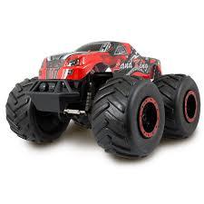 100 Radio Control Monster Truck Remote Car Big Tires 4 Wheel Drive