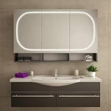 design spiegelschrank bad davos