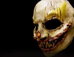 Scary Halloween Half Masks by Halloween Masks 2017 U2014 Lord Grimley U0027s Manor