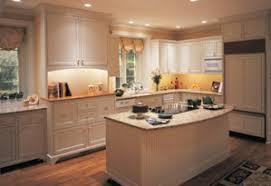 recessed lighting above kitchen sink