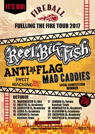 Safe Halloween Bakersfield 2017 by Tour Dates Reel Big Fish