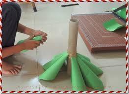 Paper Christmas Tree 8