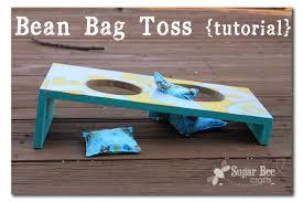 Bean Bag Toss From Mandy Sugar Bee Crafts