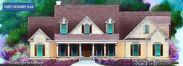 100 The Willow House Plan Bend Garrell Associates Inc