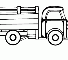Free Coloring Book Truck Sheets Fresh On Concept Animal An Attribute Of 10 Photograph