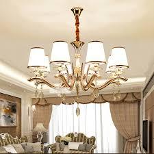 lumiere pour chambre cristal lumière plafonniers pour pour salon chambre led le en