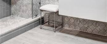 dress up your floors with top tile trends