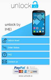 Unlock your Alcatel phones screenshot thumbnail