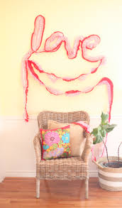 What A Cool Way To Use Crepe Paper Decorate For Valentines Day Totally Doing