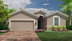 Three Bedroom One Story New Homes For Sale In Victoria Parc Tradition