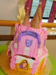 Plumeria Cake Studio Disney Princess Castle Cake