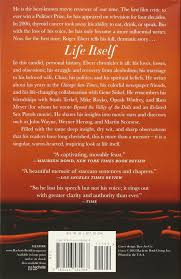 Life Itself A Memoir Roger Ebert 9780446584968 Amazon Books
